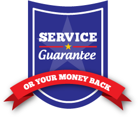 Service Guarantee badge