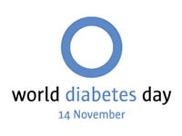 World diabetes day - 14th November 2019