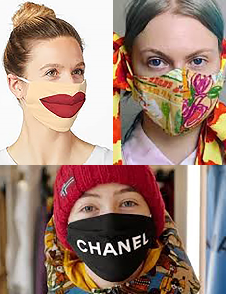 Our Top Three Face Coverings
