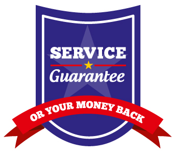 All Year Round Service Guarantee
